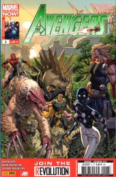 Avengers (Marvel France - 2013) -6- Evolution