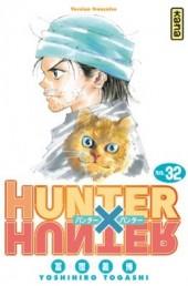 Hunter X Hunter -32- Tome 32