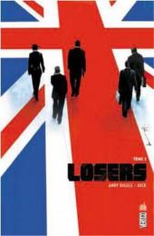 Losers (Diggle/Jock, Urban Comics)