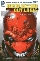 Red Hood and the Outlaws (2011) -INT03- Death of the family