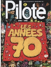 Les plus belles histoires de Pilote -2- Les années 70