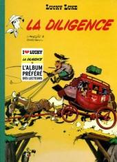 Lucky Luke -32f09- La diligence