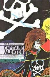 Capitaine Albator - Le pirate de l'espace -INT- L'Intégrale