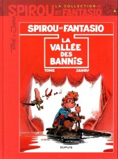 Spirou et Fantasio - La collection (Cobra) -43- La vallée des bannis