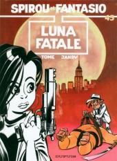 Spirou et Fantasio -45a2004- Luna fatale