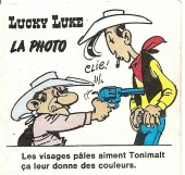 Lucky Luke (Publicité Tonimalt) -1- La photo