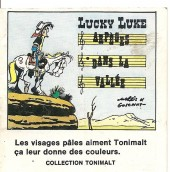 Lucky Luke (Publicité Tonimalt) -4- Arpèges dans la vallée
