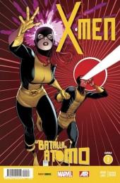 X-Men v4 -33- La Batalla Del Átomo. Capítulo 3