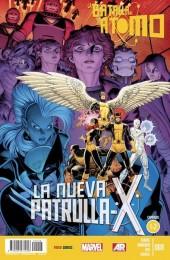 La nueva Patrulla-X -8- La Batalla Del Átomo Capítulos 1 y 2