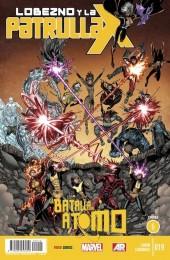 Lobezno y la Patrulla-X -19- La Batalla Del Átomo. Capítulo 5