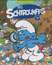Les schtroumpfs (Jeux) -33- Cherche et trouve les Schtroumpfs - Tome 3