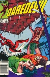Daredevil Vol. 1 (Marvel - 1964) -211- This hungry god