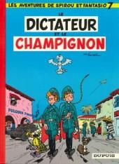 Spirou et Fantasio -7j10- Le dictateur et le champignon