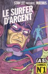 (AS) Comics -1133- Le Surfer d'argent - Parabole 1/2