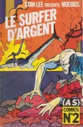 (AS) Comics -2134- Le Surfer d'argent - Parabole 2/2