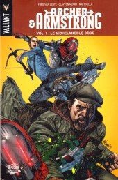 Archer & Armstrong -1- Le Michelangelo Code