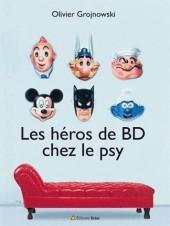 Les héros de BD chez le psy