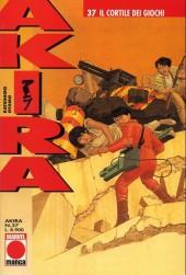 Akira (en italien) -37- Il cortile dei giochi