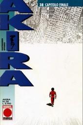 Akira (en italien) -38- Capitolo finale