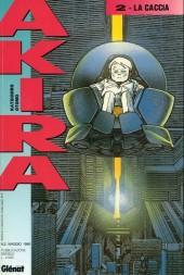 Akira (en italien) -2- La caccia