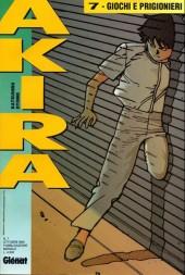 Akira (en italien) -7- Giochi e prigionieri