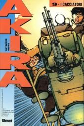 Akira (en italien) -9- I cacciatori