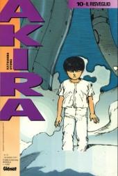 Akira (en italien) -10- Il risveglio