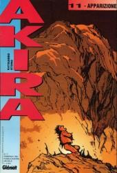 Akira (en italien) -11- Apparizione