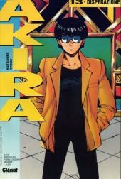 Akira (en italien) -13- Disperazione