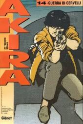 Akira (en italien) -14- Guerra di cervelli