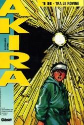 Akira (en italien) -18- Tra le rovine