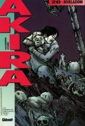 Akira (en italien) -20- Rivelazioni