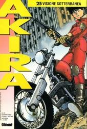 Akira (en italien) -25- Visione sotterranea