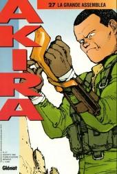 Akira (en italien) -27- La grande assemblea
