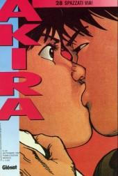 Akira (en italien) -28- Spazzati via!