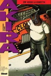 Akira (en italien) -29- Verso la vendetta