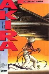 Akira (en italien) -30- Corsa al riarmo