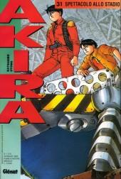 Akira (en italien) -31- Spettacolo allo stadio