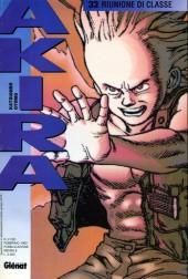 Akira (en italien) -32- Riunione di classe