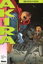 Akira (en italien) -35- Faccia a faccia