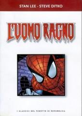 Classici del fumetto di Repubblica (I) -3- L'uomo ragno