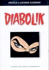 Classici del fumetto di Repubblica (I) -7- Diabolik