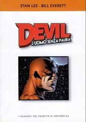 Classici del fumetto di Repubblica (I) -8- Devil - L'uomo senza paura