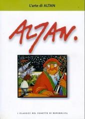 Classici del fumetto di Repubblica (I) -10- Altan
