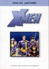 Classici del fumetto di Repubblica (I) -12- X Men