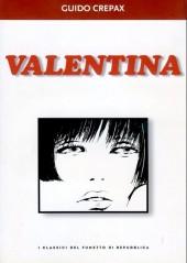 Classici del fumetto di Repubblica (I) -13- Valentina