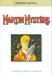 Classici del fumetto di Repubblica (I) -16- Martin Mystère