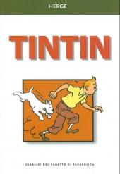 Classici del fumetto di Repubblica (I) -25- Tintin