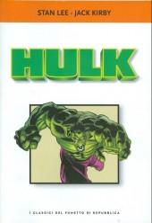Classici del fumetto di Repubblica (I) -28- Hulk