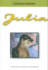 Classici del fumetto di Repubblica (I) -30- Julia